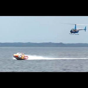 P1 SuperStock Powerboat Races for Greenlight TV